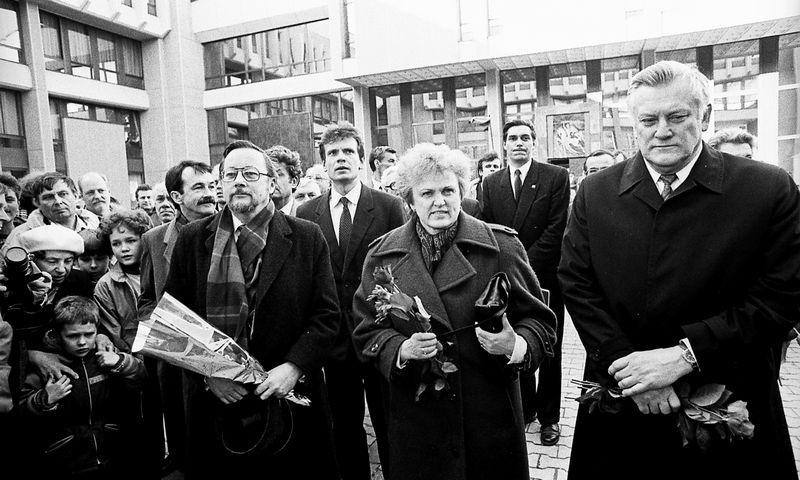Algirdo Sabaliausko / Lietuvos valstybės centrinio archyvo nuotr.