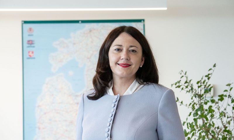 """Kristina Meidė, buvusi """"Maxima LT"""" generalinė direktorė. Juditos Grigelytės (VŽ) nuotr."""
