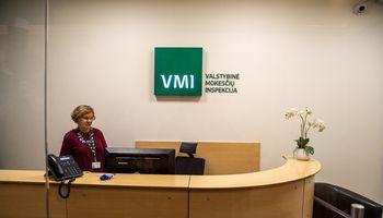 VMI atideda gyventojųpajamų deklaravimo pradžią ir pabaigą
