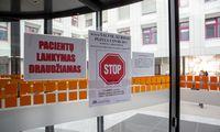 A. Veryga: ligoninės komentuoti žiniasklaidai galės tik su leidimu
