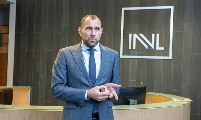 """Darius Šulnis, """"Invalda INVL"""" prezidentas. Juditos Grigelytės (VŽ) nuotr."""