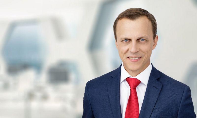 """Dr. Egidijus Baranauskas, advokatų kontoros """"Ellex Valiūnas ir partneriai"""" partneris."""