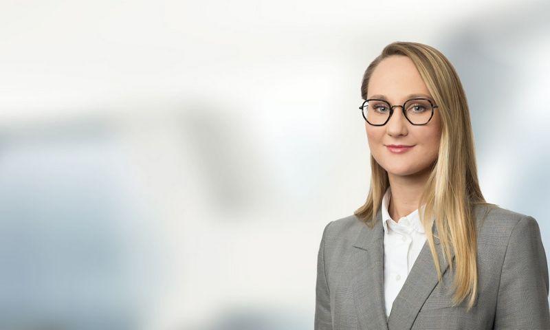 "Edita Sinickaitė, advokatų kontoros ""Ellex Valiunas"" teisininkė."