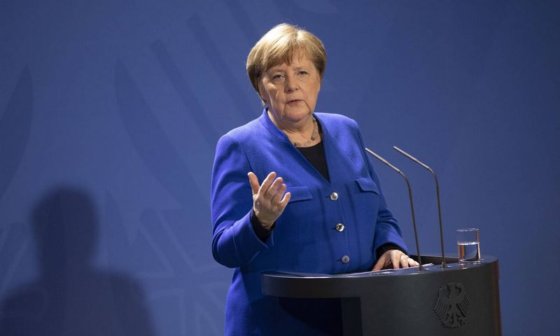 "Angela Merkel, Vokietijos kanclerė. ""Reuters"" / ""Scanpix"" nuotr."