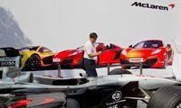 """""""McLaren"""" ir kiti automobilių gamintojai imasi medicininės įrangos kūrimo"""
