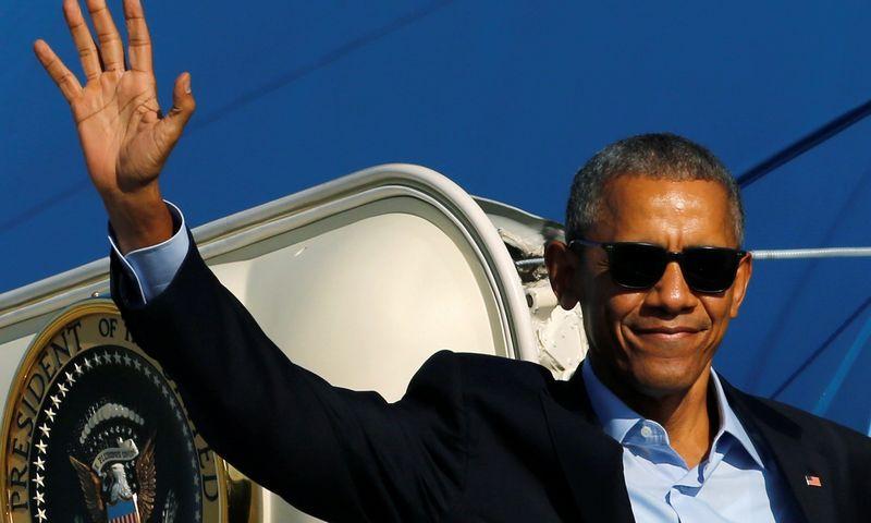 """BarackoObamos žmonės 2008 ir 2012m. puikiai pasinaudojo internetinės kampanijos galia. """"Reuters"""" nuotr."""