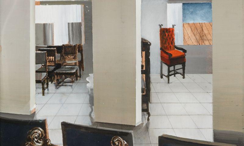 "Patricija Jurkšaitytė. ""Olandiškos istorijos 6"", 2013 m. ""Lewben Art Foundation"" kolekcija."