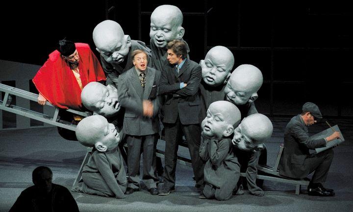 O. Koršunovo teatras spektaklius rodys internete