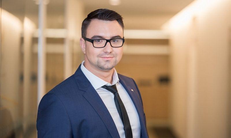 """""""PayRay"""" rinkodaros vadovo pareigas pradeda eiti Vytautas Romeika. Bendrovės nuotr."""