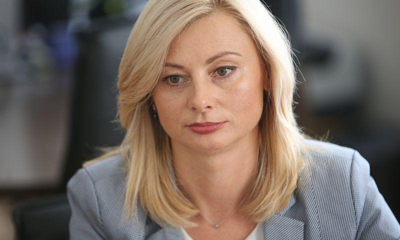 Rita Tamašunienė, VRM ministrė. Vladimiro Ivanovo (VŽ) nuotr.
