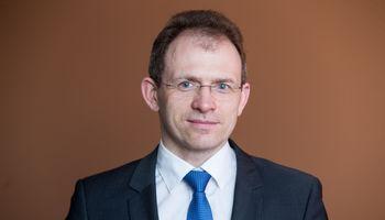 A.Linartas paskirtas Audito ir apskaitos tarnybos vadovu