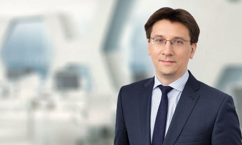 """Miroslav Nosevič, advokatų kontoros """"Ellex Valiunas"""" partneris."""