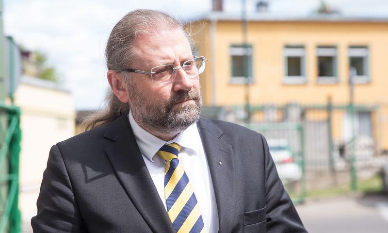 Rytis Račkauskas, Panevėžio miesto meras. Juditos Grigelytės (VŽ) nuotr.