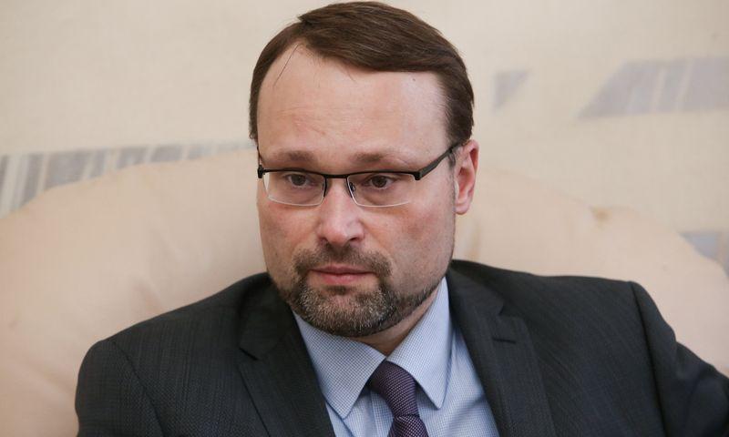 Kultūros ministras Mindaugas Kvietkauskas. Vladimiro Ivanovo (VŽ) nuotr.