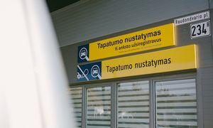 """""""Regitra"""" vėlpradeda registruoti iš užsienio įvežtus automobilius"""
