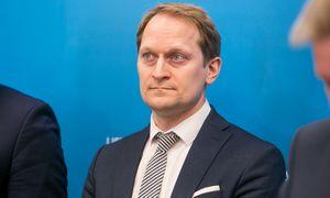 """Lietuva siūlosi užtikrinti """"Rail Baltica"""" koordinuojančios įmonės finansavimą, tikisi Latvijos ir Estijos palaikymo"""