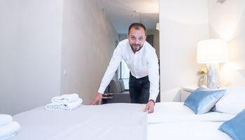 Iš 400 klientų liko 0: pernakt pritaikė butus saviizoliacijai ir viskas užimta