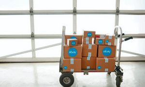 """""""eBay""""atideda platformos mokesčių mokėjimus"""