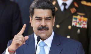 """JAV pareiškė Venesuelos lyderiui kaltinimus """"narkoterorizmu"""""""
