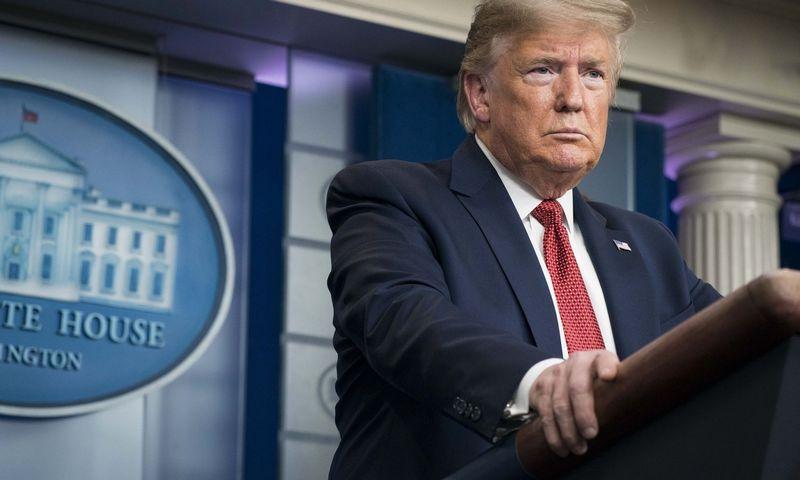 "Donaldas Trumpas, JAV prezidentas. (""SIPA"" / ""Scanpix"") nuotr."
