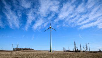 V. Striogos įmonės įrengs 50 vėjo jėgainių Kelmės ir Telšių rajonuose