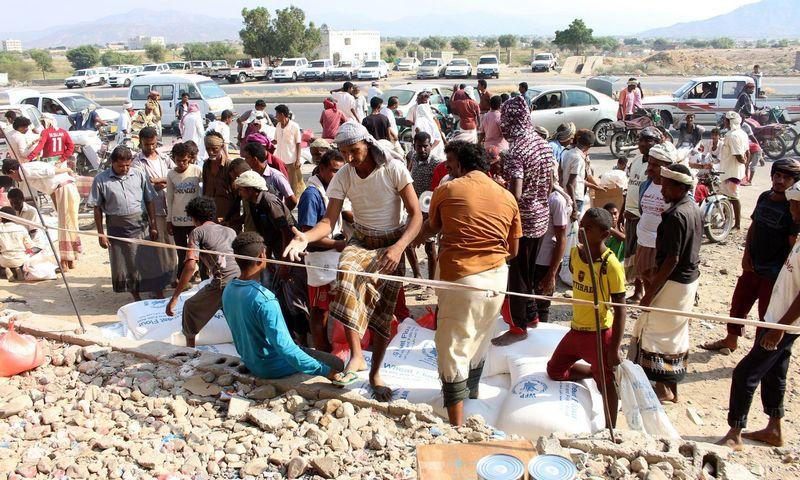 "Essa Ahmed (AFP/""Scanpix"") nuotr."