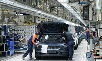 Automobilių pramonei prognozuojamas 12% metinis traukimasis
