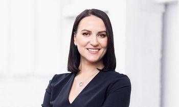 """Erika Girštautė – naujoji įmonės """"Eltel Networks"""" vadovė"""