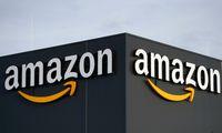 """Koronavirusas įsisuko į """"Amazon"""" sandėlius"""