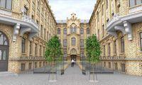 Netoli Lukiškių aikštės planuoja 144 kambarių viešbutį