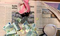 Kaip gelbėti asmeninius finansus nuo pandemijos pasekmių