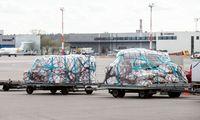 Europos Komisija ragina užtikrinti svarbių krovinių gabenimą oru