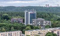 Į namus iš karantino Vilniaus viešbučiuose nori vykti tik apie pusė žmonių
