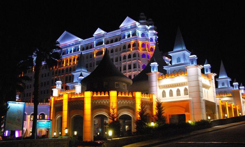 Viešbutis Sidėje, Turkija. Jolantos Malinauskienės nuotr.