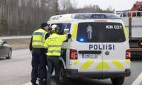 Suomijoje stabdant koronaviruso plitimą izoliuotas sostinės regionas