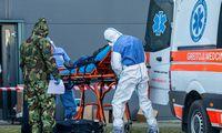 Koronaviruso infekcija nustatyta Klaipėdos ligoninės medikui
