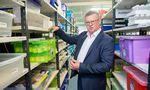 """""""Thermo Fisher Scientific Baltic"""" vadovas: tik sprendimų ir veiksmų greitis gali padėti aplenkti virusą"""