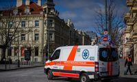 Klaipėdos jūrininkų ligoninėje koronavirusas nustatytas antram medikui