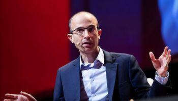 Y. N. Harari: ateitis priklausys nuo dabar priimamų sprendimų