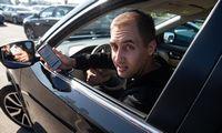 """Programėlės """"Ubitel"""" apžvalga: tvarkingas vairavimas draudimo kainos nesumažino"""