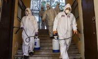 Italijoje ir Ispanijoje pasirodė viruso plitimo lėtėjimo ženklų