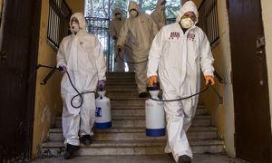 Italijoje pasirodė viruso plitimo lėtėjimo ženklų