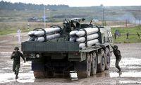 """Rusija Kaliningrado srityje dislokavo salvinės raketų ugnies sistemų """"Smerč"""""""