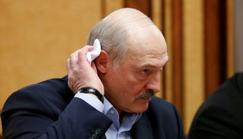 Baltarusija paprašė TVF skubios finansinės pagalbos