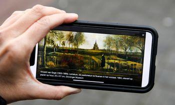 Įsilaužus į muziejų pavogtas V. van Gogho paveikslas