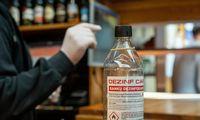 Į Lietuvos rinką patiekta dar beveik 386.000 l dezinfekcinio skysčio