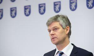 Prezidentas teikia D. Jauniškį antrą kadenciją vadovauti VSD