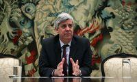 Eurogrupės vadovas: ES ginčai dėl atsako į koronaviruso krizę gali suskaldyti euro zoną