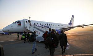 Svarstoma riboti skrydžiusiš Minsko dėl ten prastai valdomo viruso