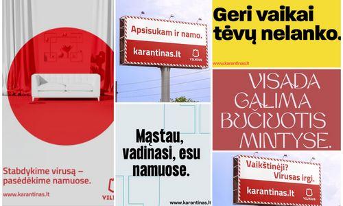 Reklamos agentūros sujungė jėgas socialinei kampanijai